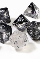 Sirius RPG Dice Set (7): Spades
