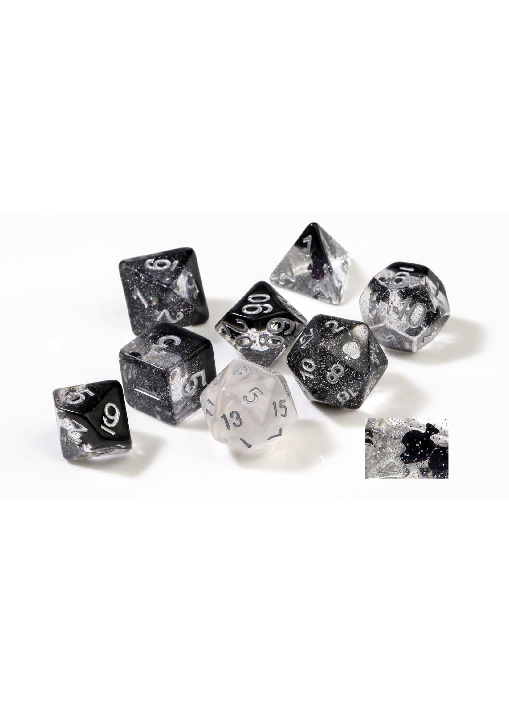 Sirius RPG Dice Set (7): Spades