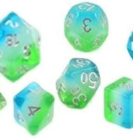 Sirius Dice  Blue Hawaiian