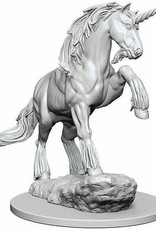 Pathfinder Deep Cuts Unpainted Miniatures: W1 Unicorn