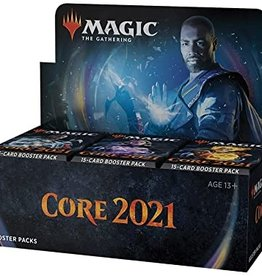 Magic the Gathering CCG: Core 2021 Booster Display (36)