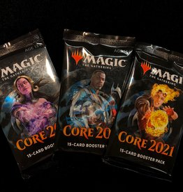 Magic the Gathering CCG: Core 2021 single