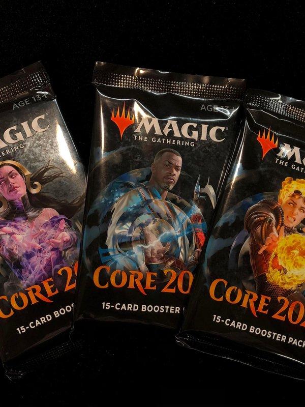 Magic the Gathering CCG: Core 2021 single