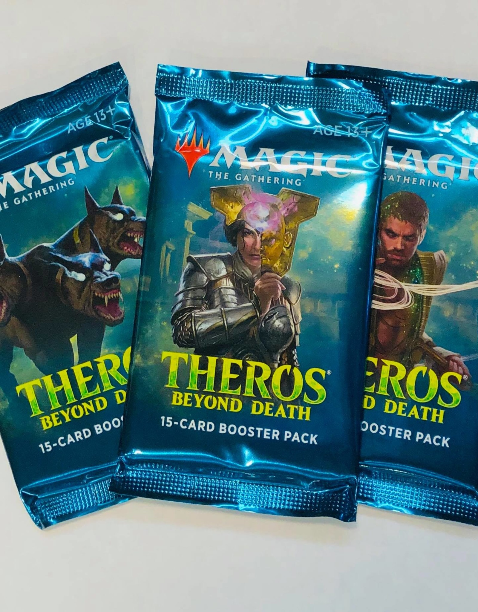Magic the Gathering CCG: Theros Beyond Death Booster single
