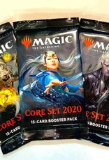 Magic the Gathering CCG: Core Set 2020 Booster Single