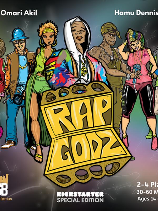 Rap Godz - Kickstarter Special Edition
