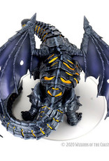 Dungeons & Dragons Fantasy Miniatures: Icons of the Realms:  Icewind Dale: Rime of the Frostmaiden Icewind Dale Chardalyn Dragon Premium Figure