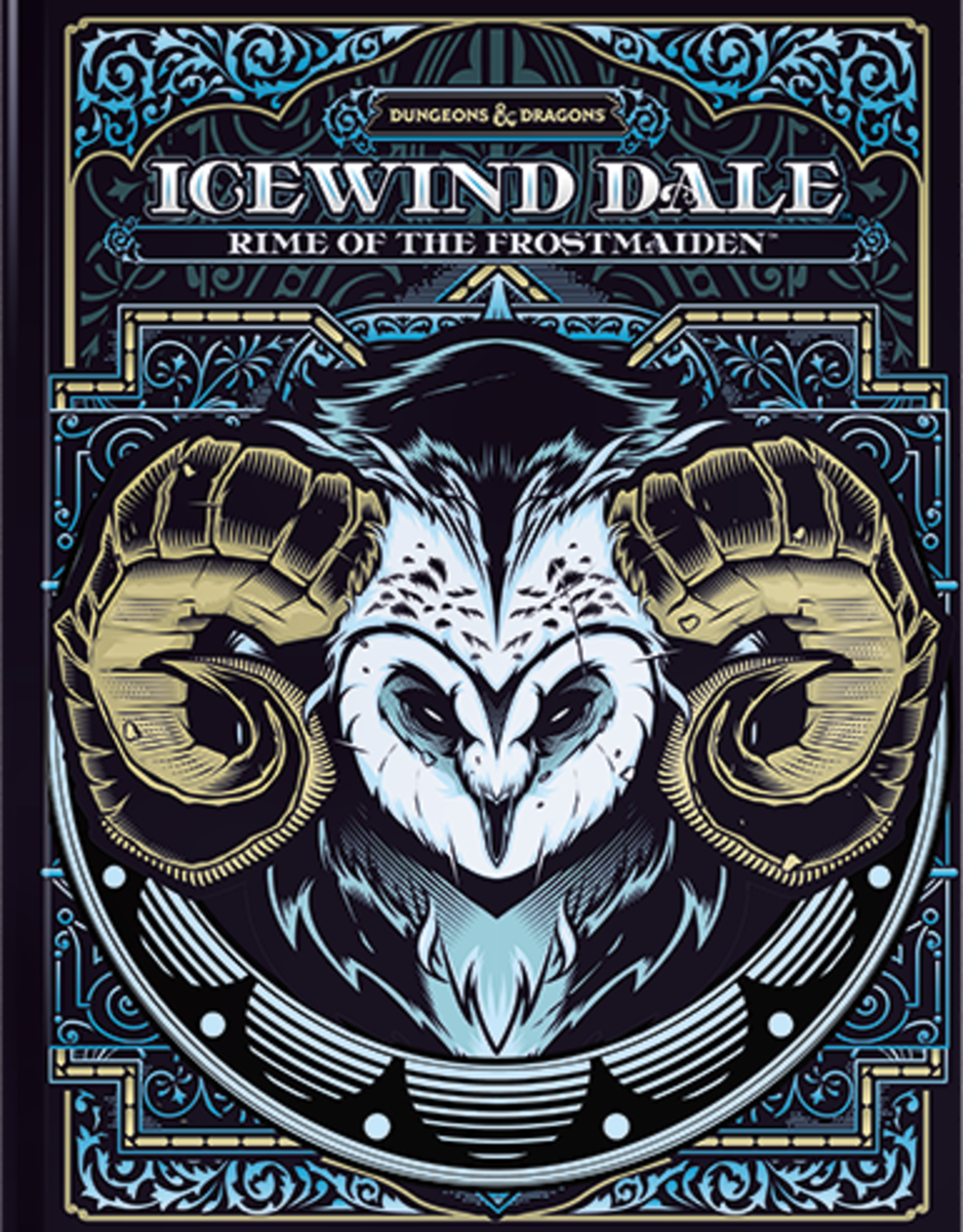 Ice Wind Dale - Rime of the Frost Maiden Alternate Cover