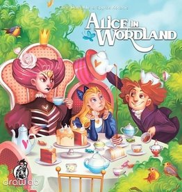 PREORDER Alice in Wordland