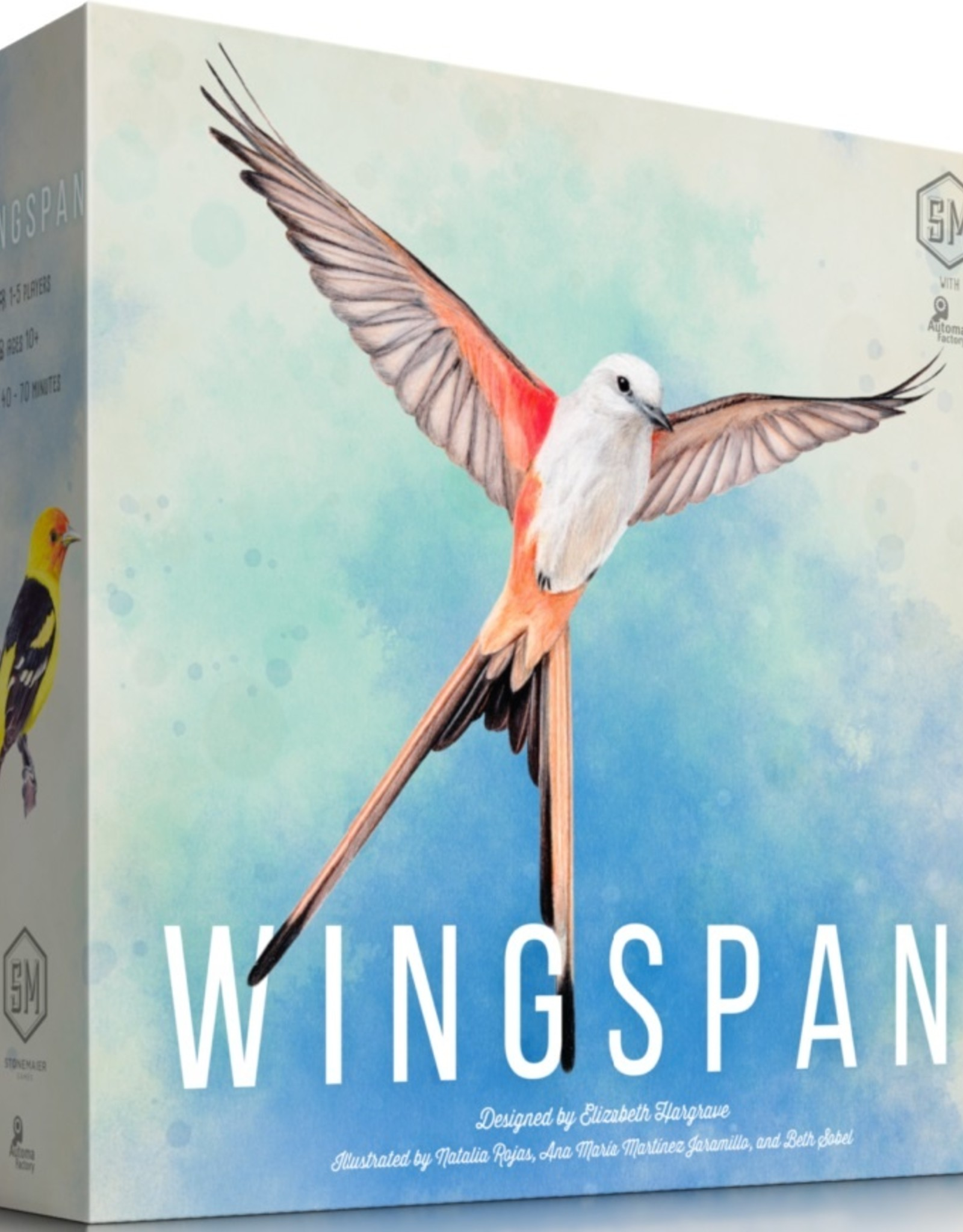 Wingspan: Revised