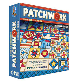 Preorder Patchwork Americana