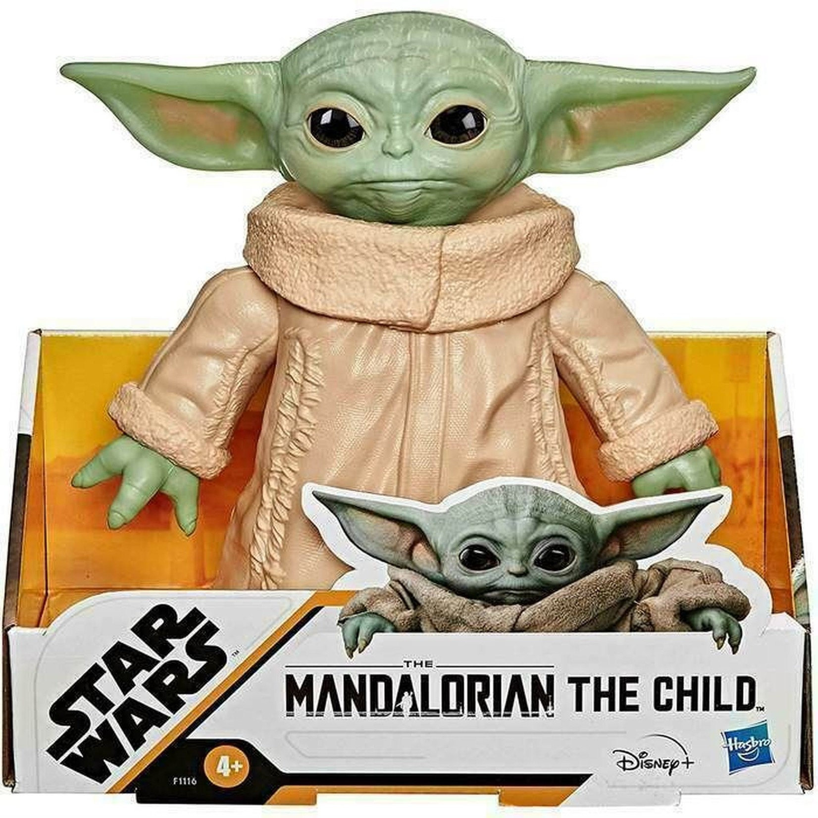 Star Wars Mandalorian The Child 6 1/2 Inch Action Figure