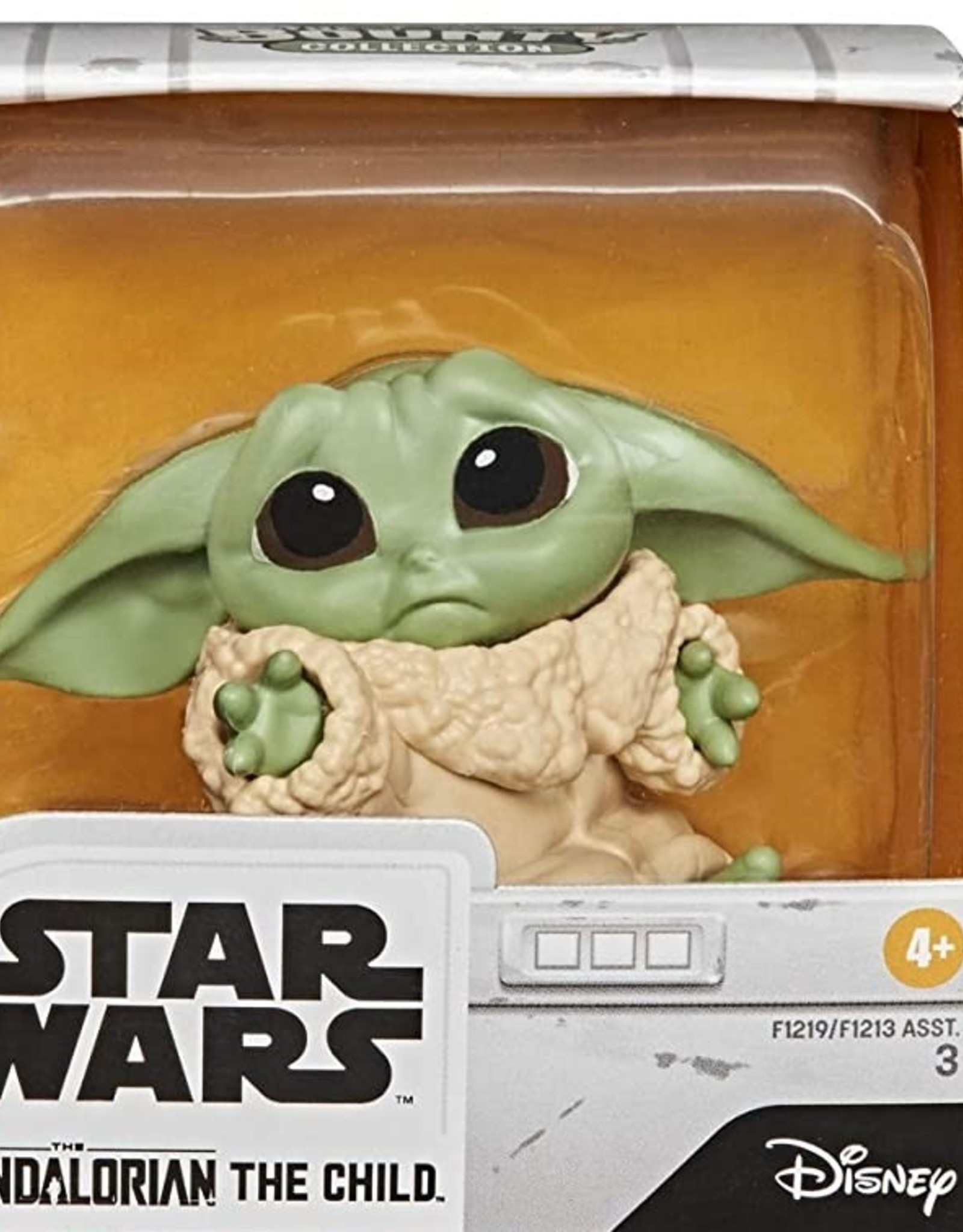 Star Wars Mandalorian Man Baby Bounties Hold Me