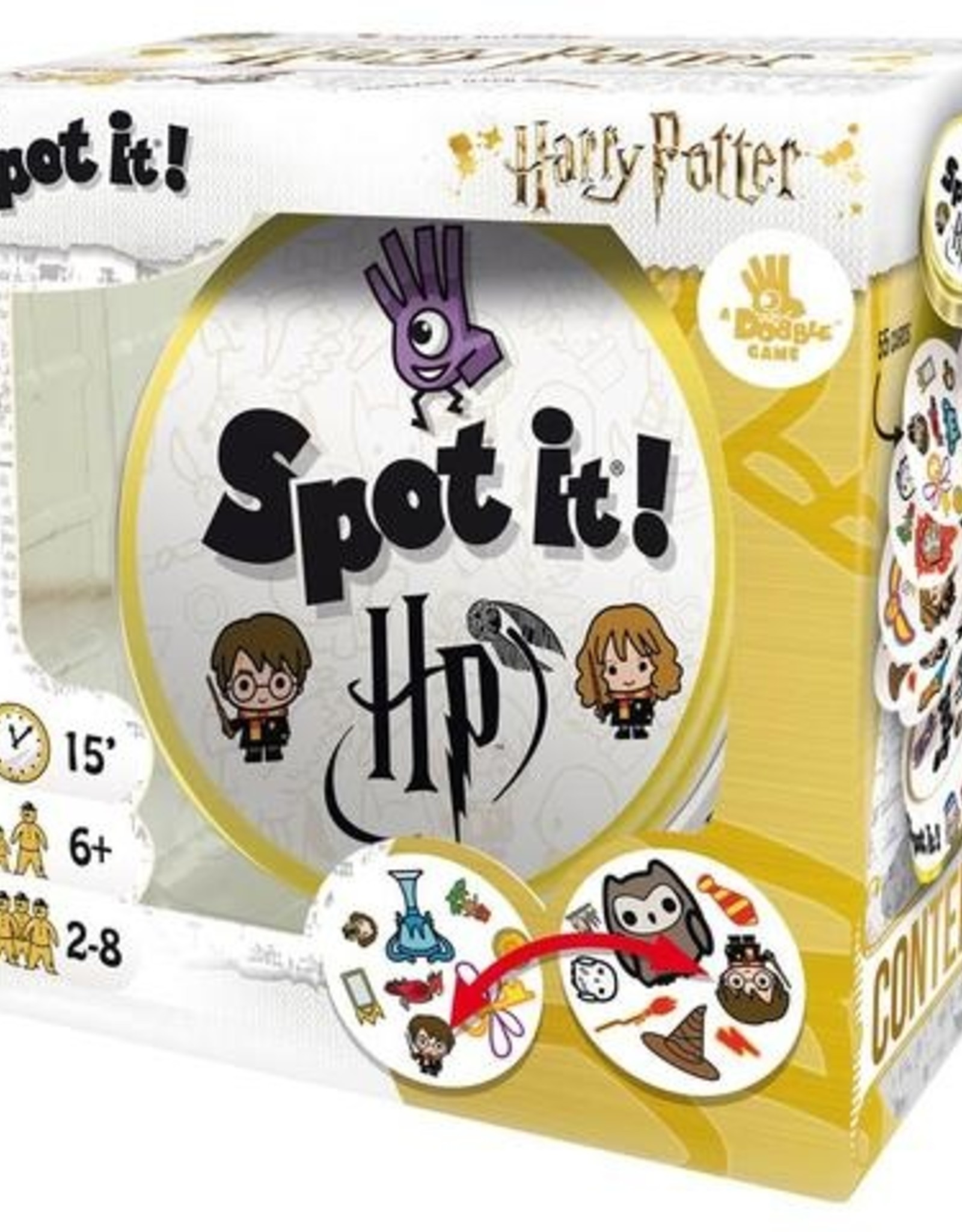 Spot It: Harry Potter