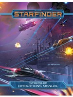 Starfinder RPG: Starship Operations Manual Hardcover