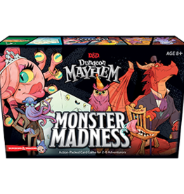 Dungeons and Dragons: Dungeon Mayhem - Monster Madness