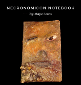 magic beans Necronomicon Notebook