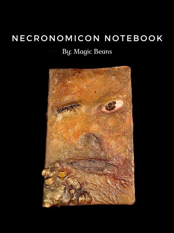 Necronomicon Sketchbook