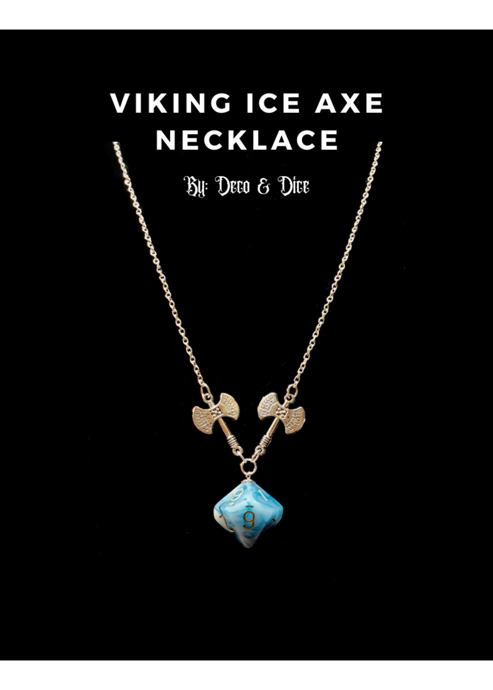 Dice Necklace