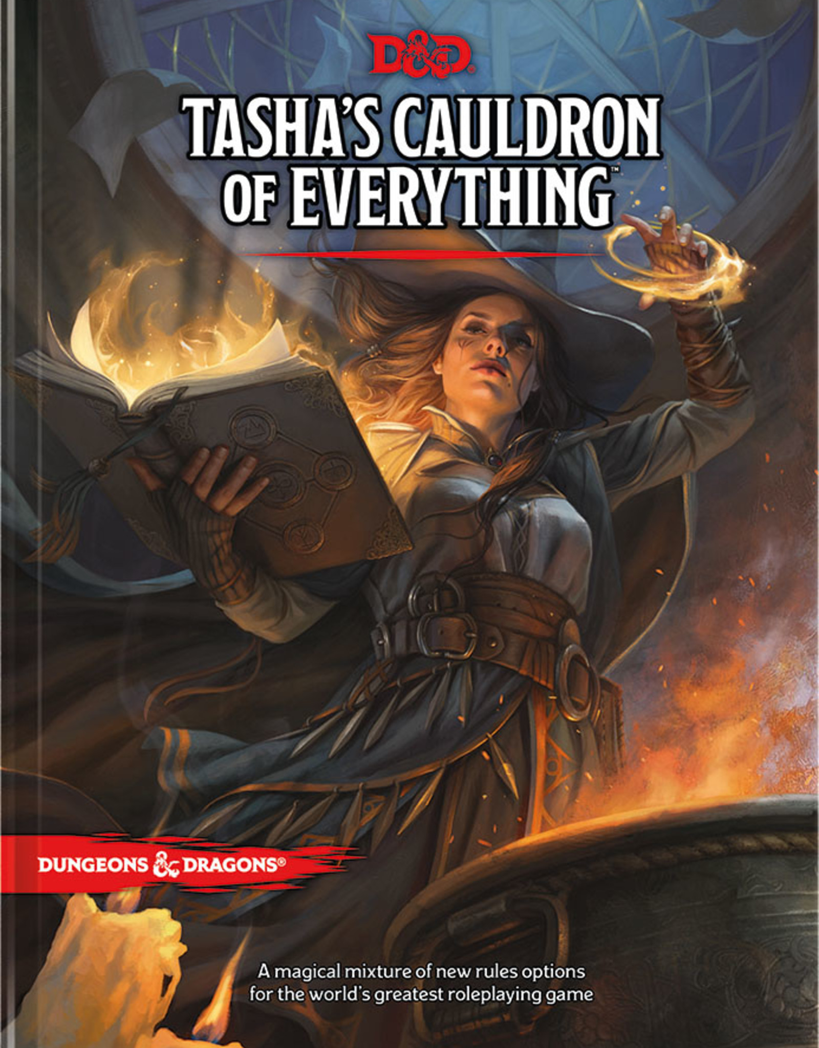 Pre-Order Dungeons and Dragons RPG: Tasha`s Cauldron of Everything