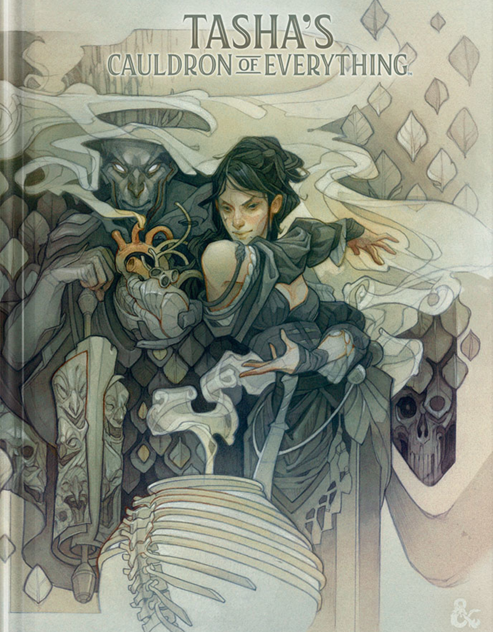 Pre-order Dungeons and Dragons RPG: Tasha`s Cauldron of Everything Alternate Cover (LE)