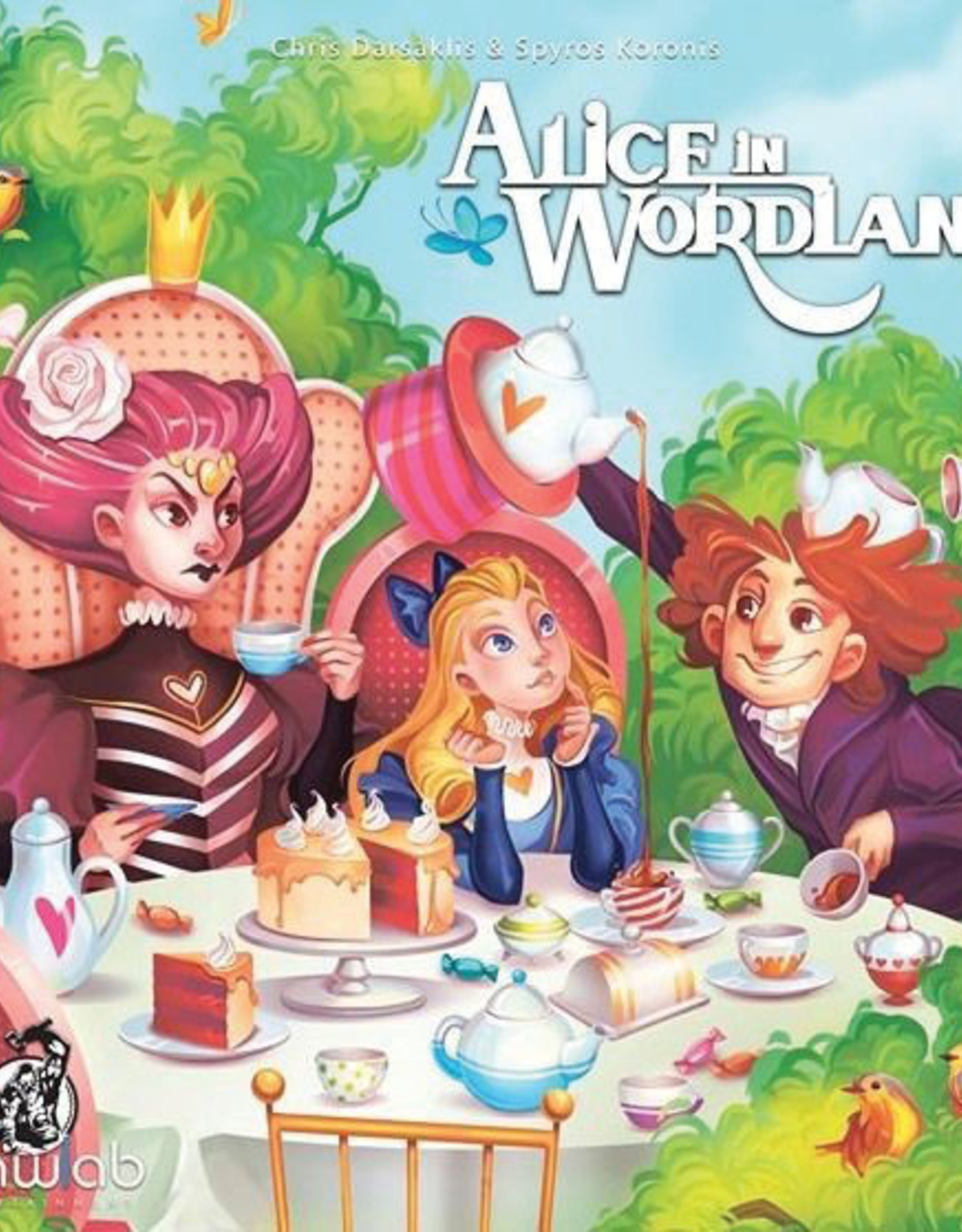Alice in Wordland