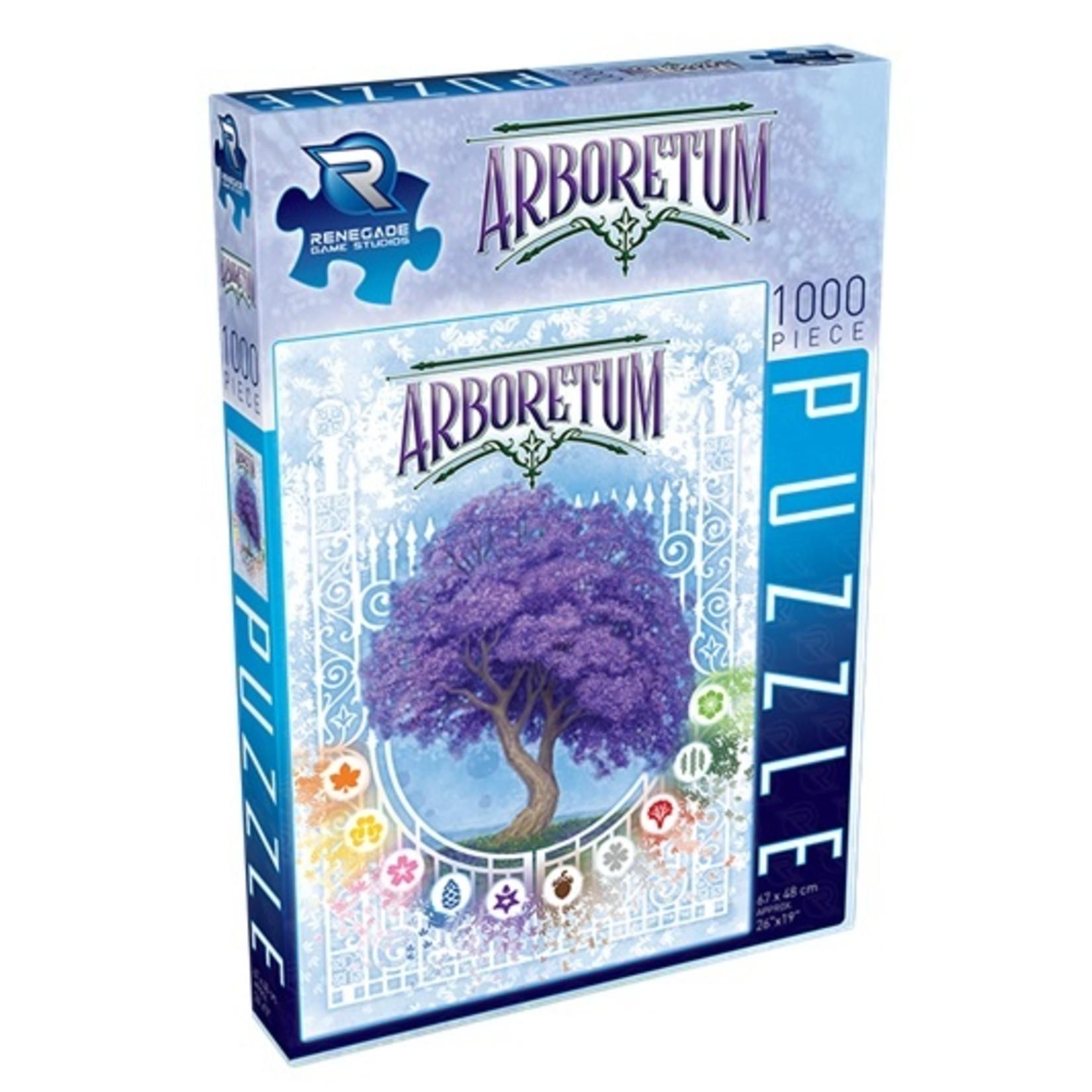 Arboretum 1000 Piece Puzzle