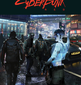 PREORDER Cyberpunk Red: Core Rulebook