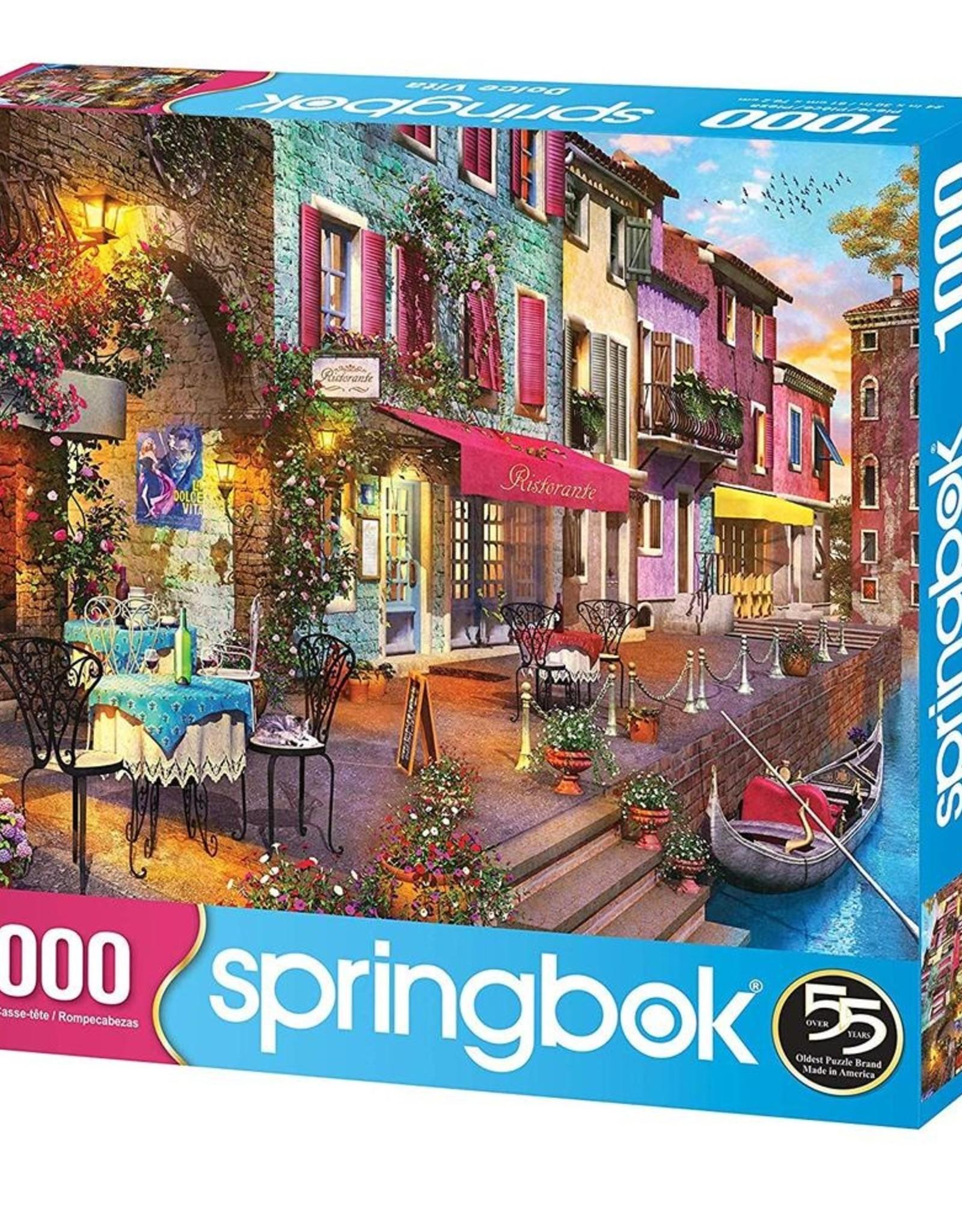 Dolce Vita 1000 Piece Puzzle