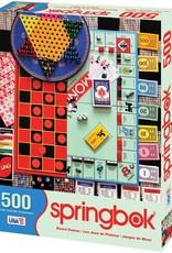 Board Games 500 Piece Puzzle
