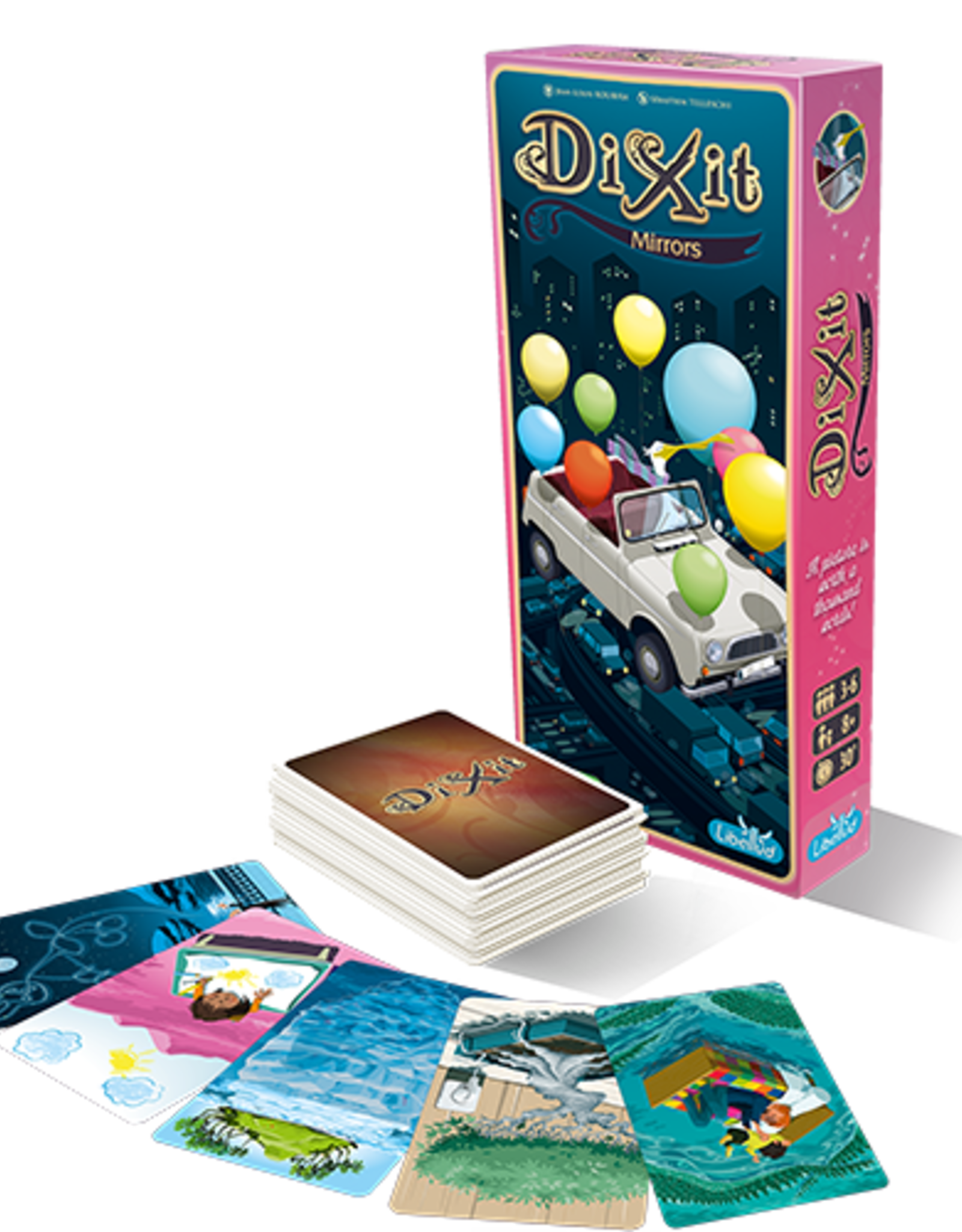 Dixit: Mirrors Expansion