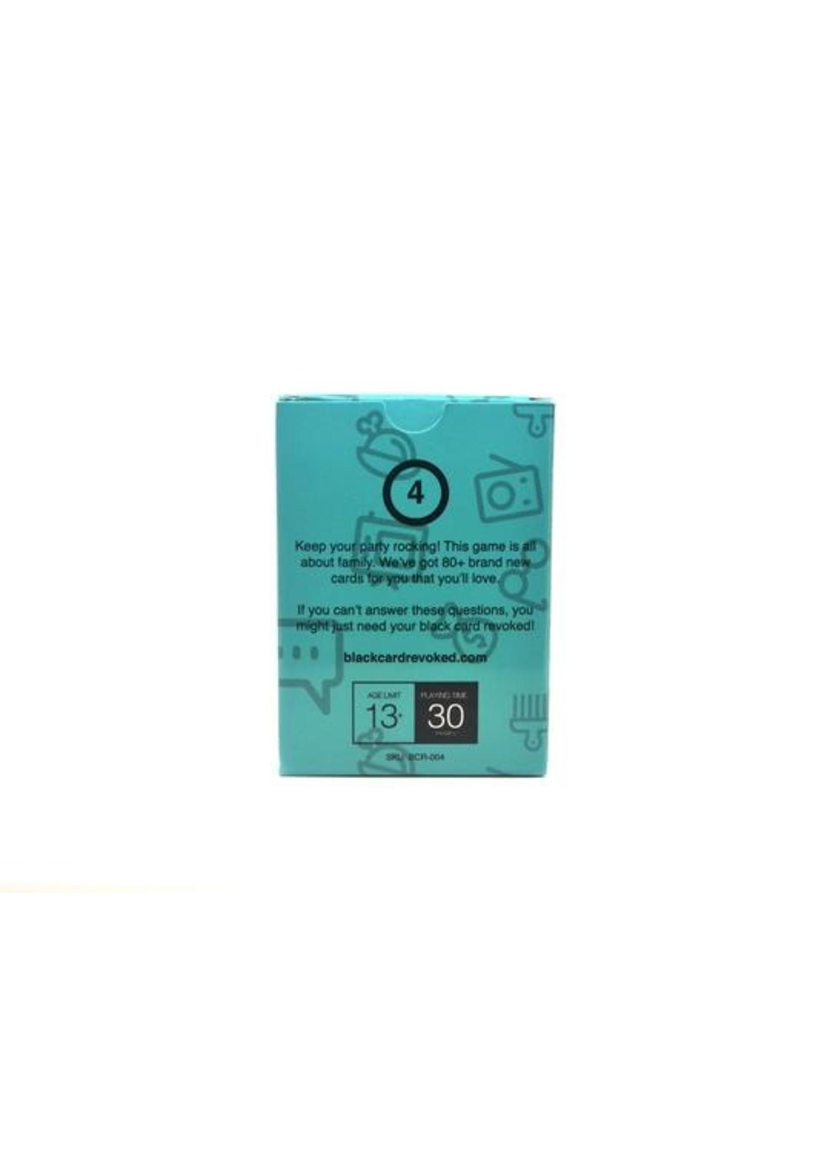 Black Card Revoked - Original Flavor 4
