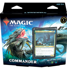 Magic the Gathering : Commander Legends Reap The Tides