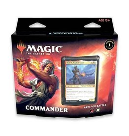 Magic the Gathering : Commander Legends Arm For Battle