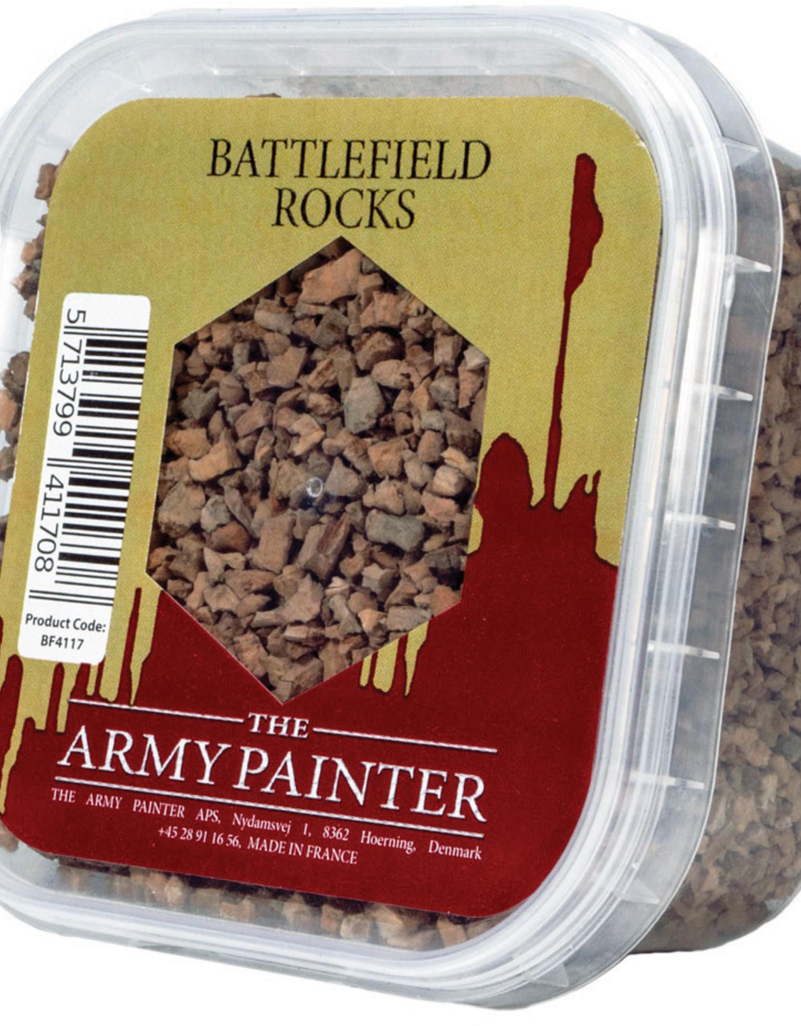Battlefields: Battlefield Rocks