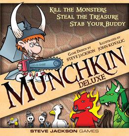 Munchkin Munchkin Deluxe
