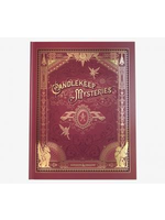 Pre-Order Dungeons and Dragons RPG: Candlekeep Mysteries Hard Cover - Alternate Cover
