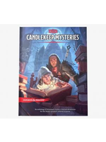 Pre-order Dungeons and Dragons RPG: Candlekeep Mysteries Hard Cover