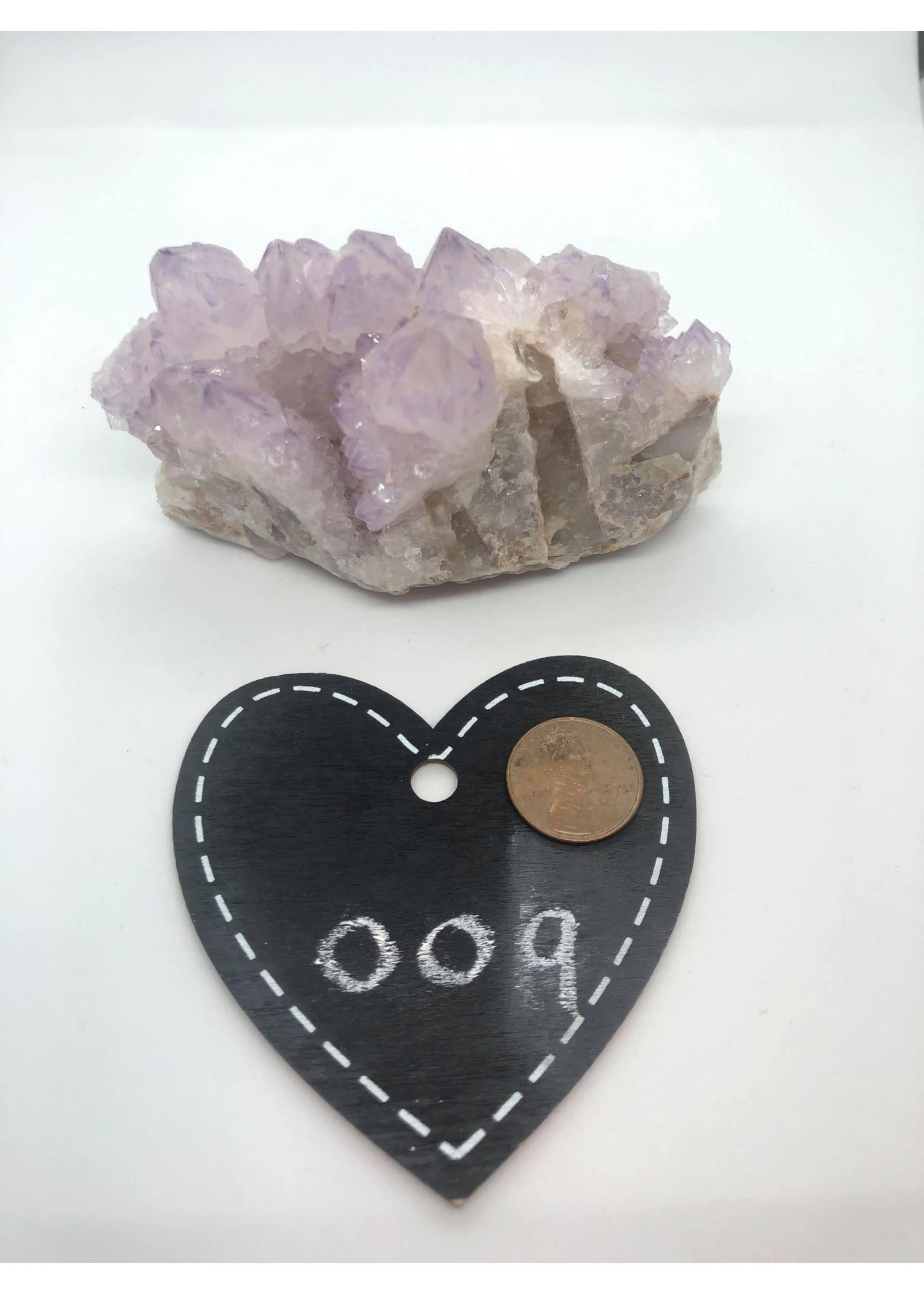 Lavender Spirit Quartz