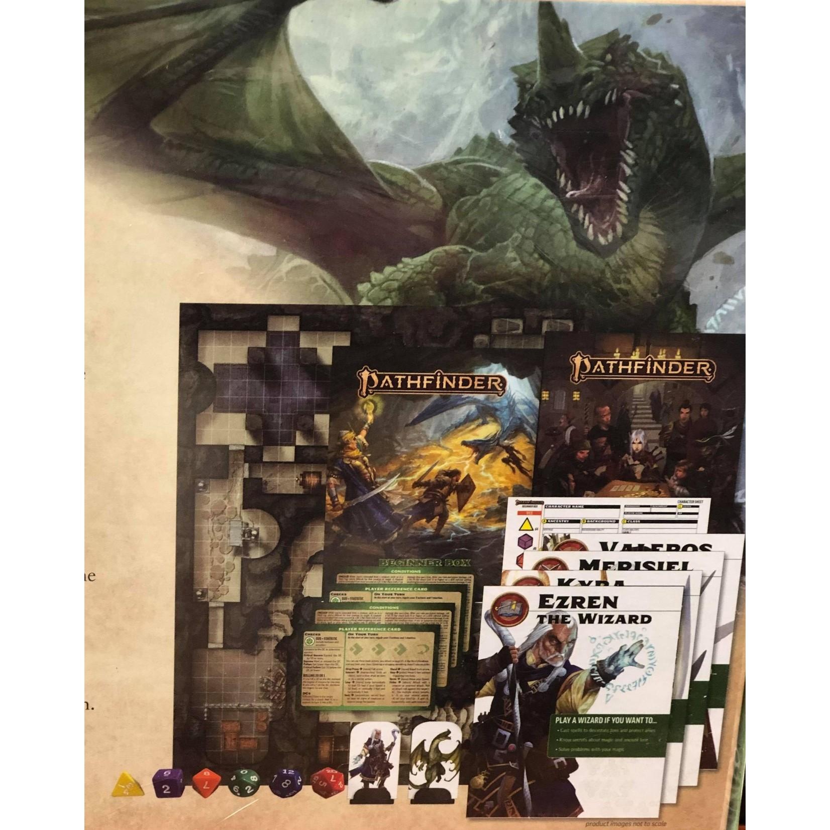 Pathfinder RPG: Beginner Box