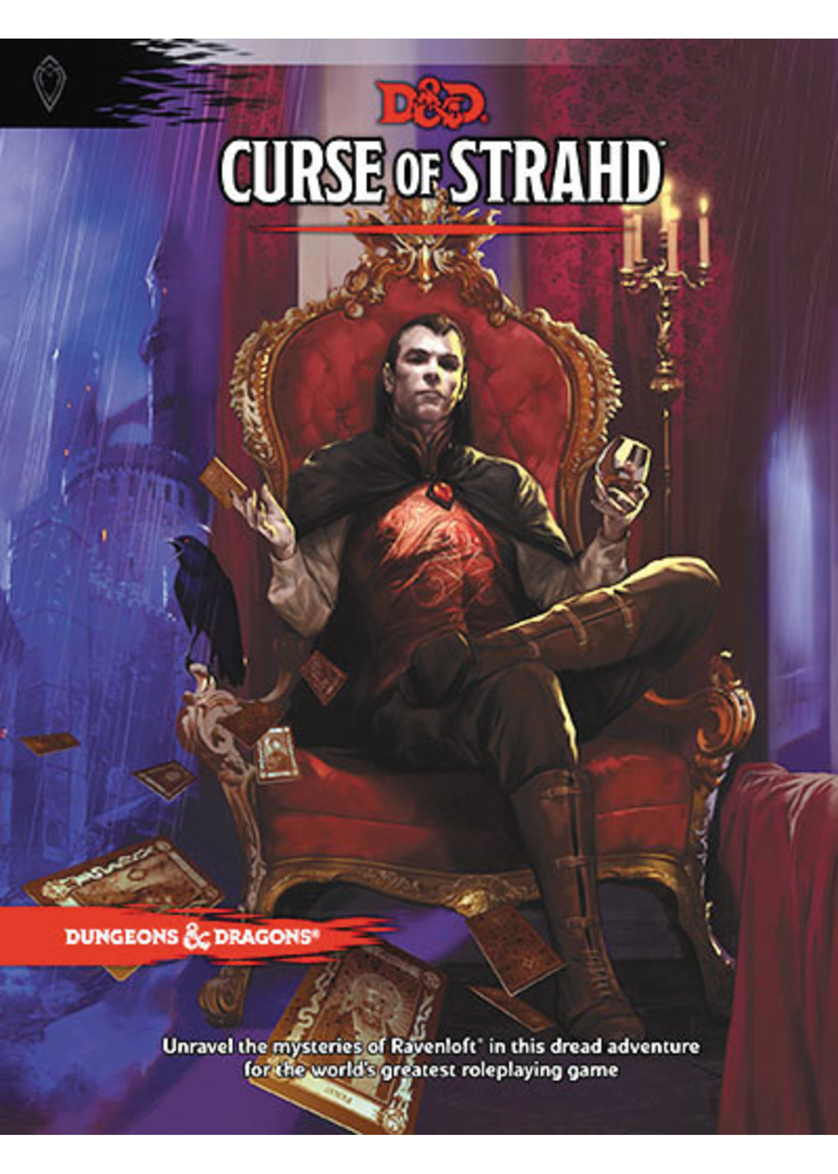 Dungeons and Dragons RPG: Curse of Strahd