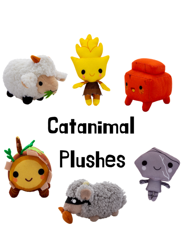 CATANIMAL Plushies