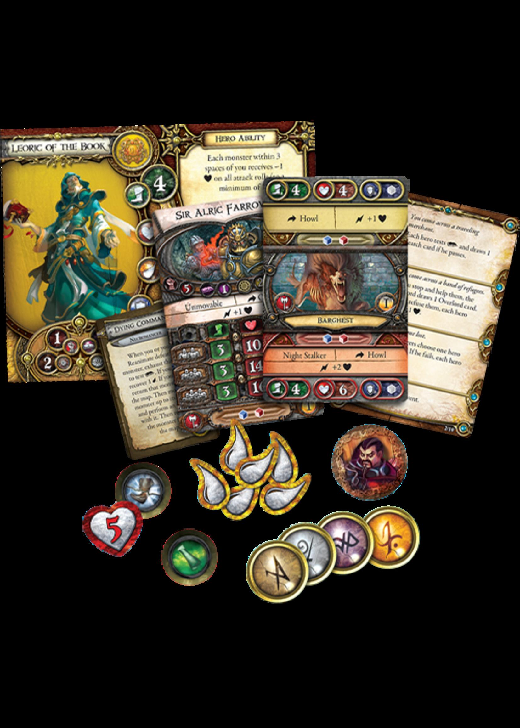 Descent: Journeys in the Dark - Base Game