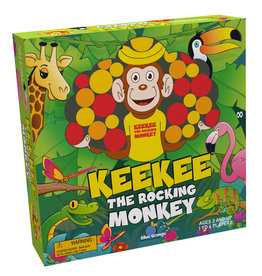 Keekee The Rocking Monkey