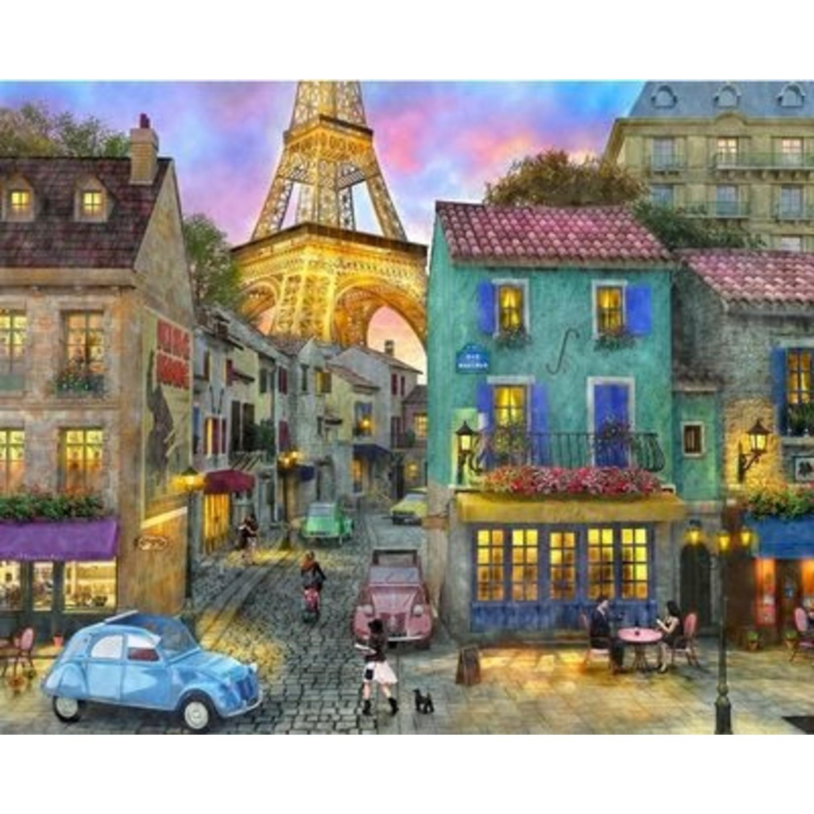 Eiffel Magic 36 PC