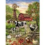 Barnyard Animals 500 PC