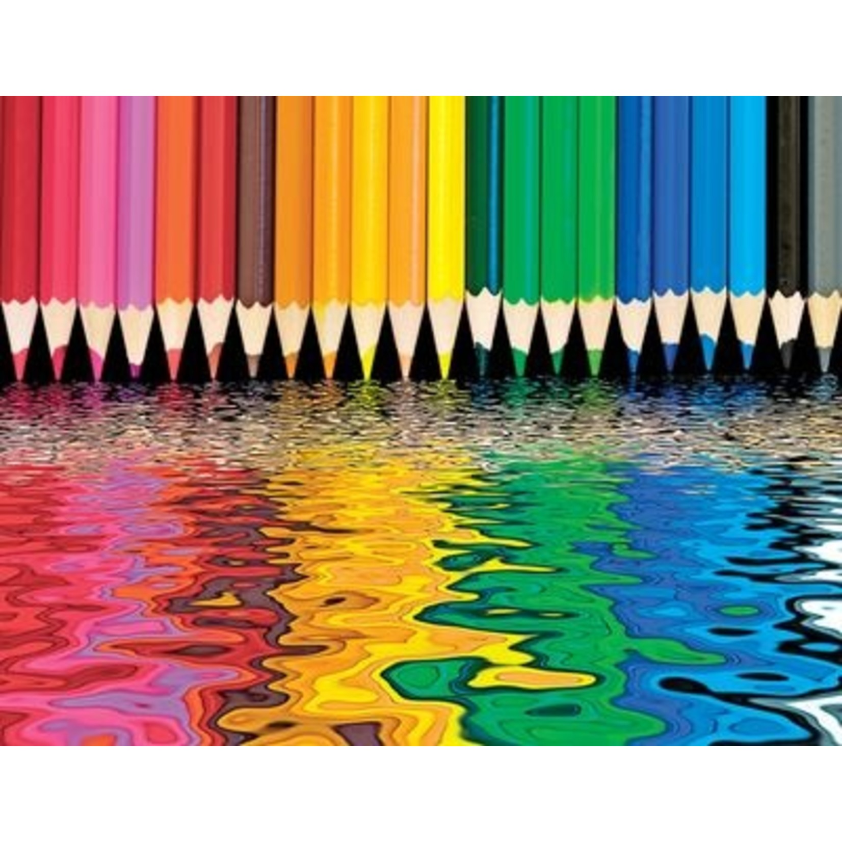 Pencil Pushers 500 Piece Jigsaw Puzzle