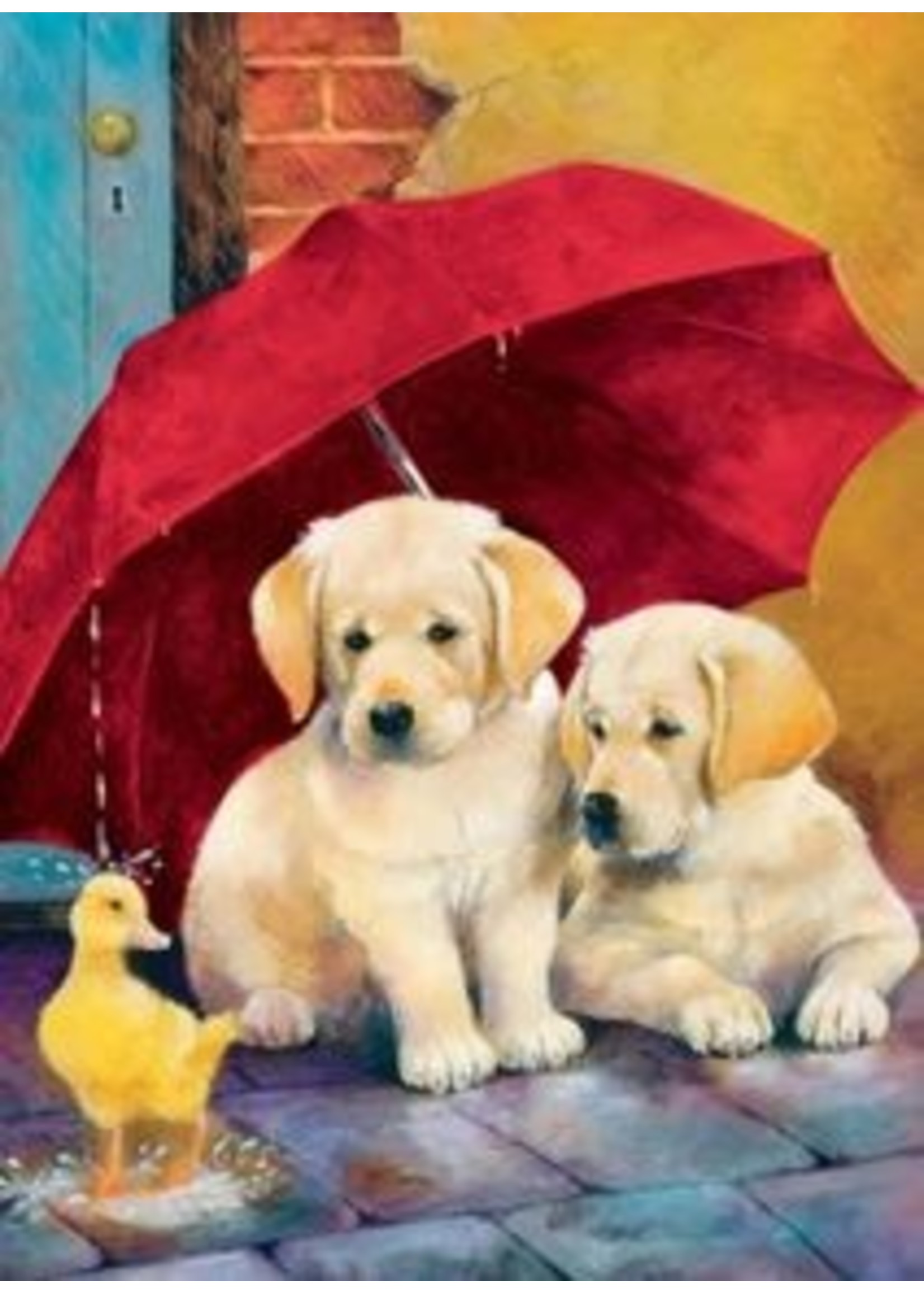 Everything's Ducky 60 Piece Jigsaw Puzzle