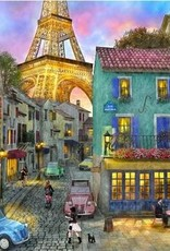 Eiffel Magic 1000 Piece Jigsaw Puzzle