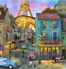 Eiffel Magic